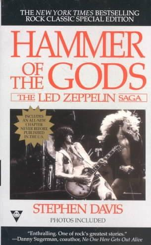 Hammer of the Gods (Paperback)