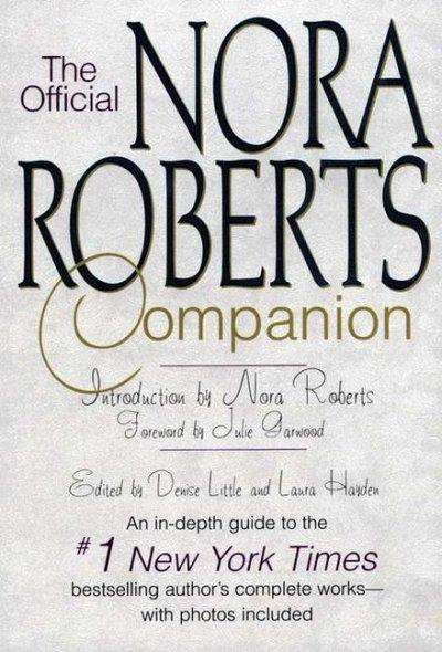 The Official Nora Roberts Companion (Paperback)