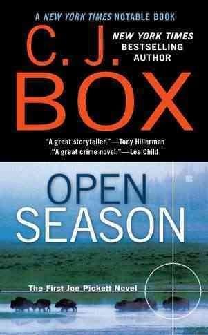 Open Season (Paperback)