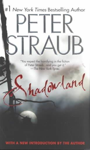 Shadowland (Paperback)