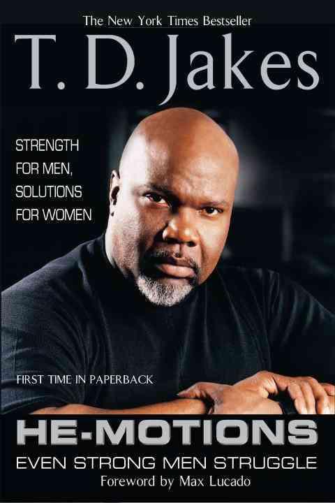 He-Motions: Even Strong Men Struggle (Paperback)