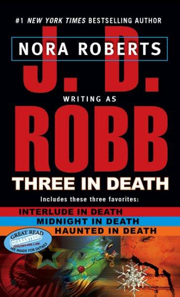 Three in Death (Paperback)