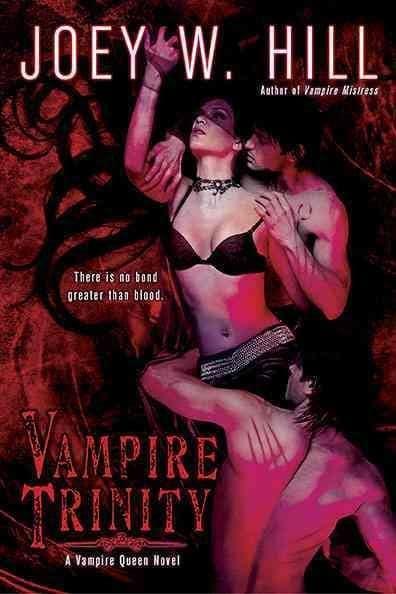 Vampire Trinity (Paperback)