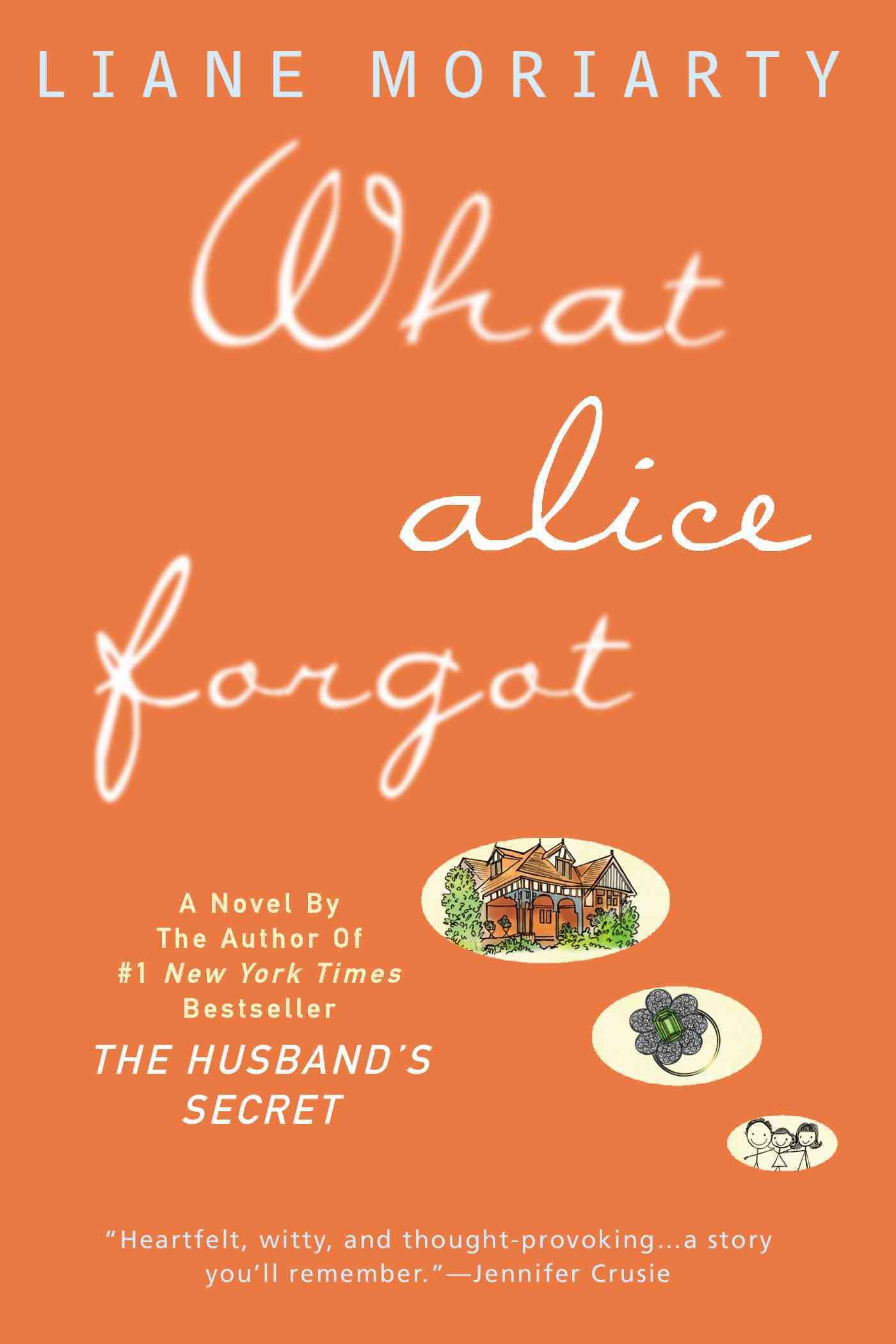 What Alice Forgot (Paperback)