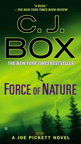 Force of Nature (Paperback)