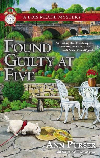 Found Guilty at Five (Hardcover)