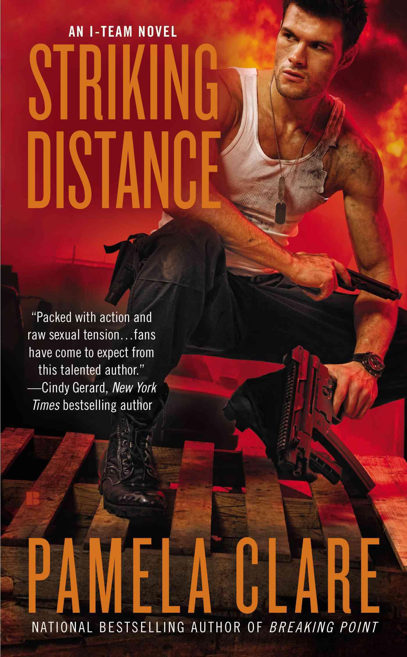 Striking Distance (Paperback)