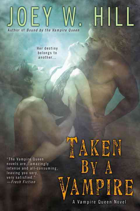 Taken by a Vampire (Paperback)