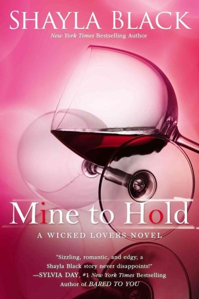 Mine to Hold (Paperback)
