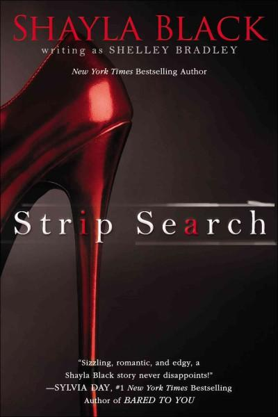 Strip Search (Paperback) - Thumbnail 0