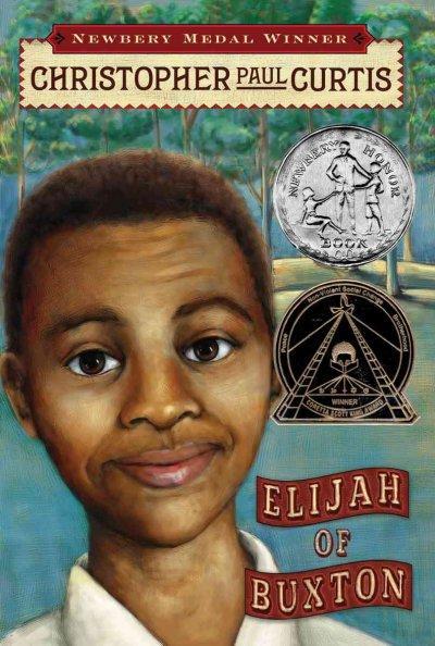 Elijah of Buxton (Hardcover)