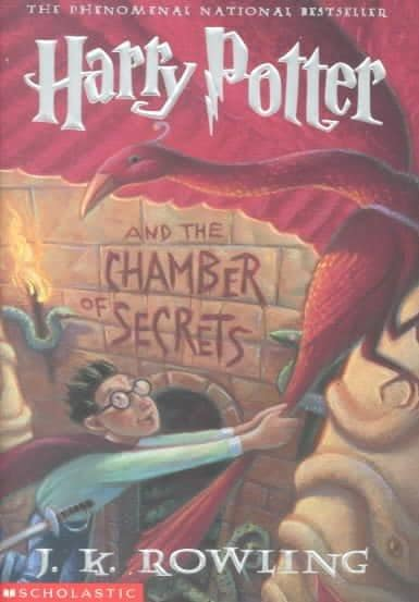Harry Potter and the Chamber of Secrets (Paperback) - Thumbnail 0