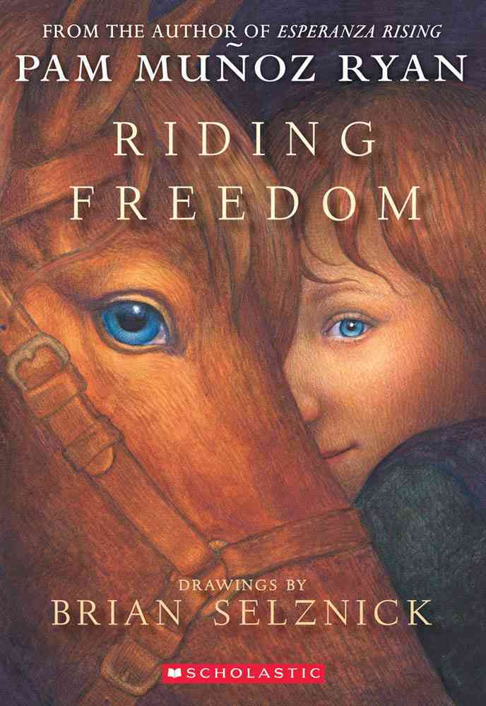 Riding Freedom (Paperback) - Thumbnail 0