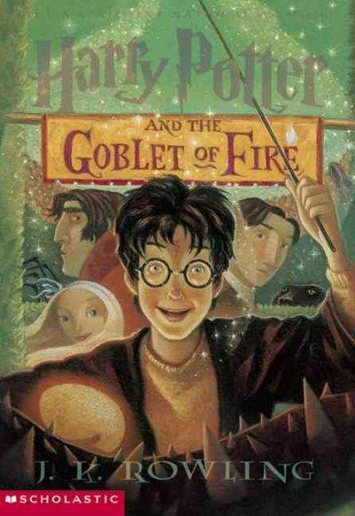 Harry Potter and the Goblet of Fire (Paperback) - Thumbnail 0
