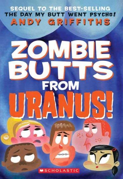 Zombie Butts from Uranus (Paperback)