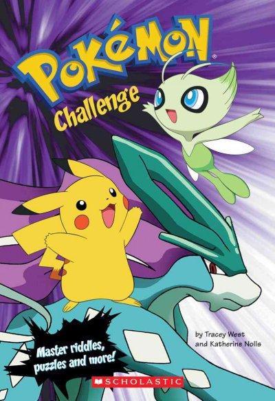 Pokemon Challenge (Paperback)
