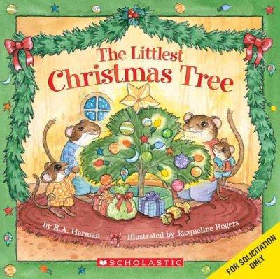 The Littlest Christmas Tree (Paperback)