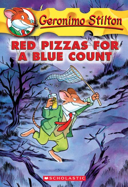 Red Pizzas for a Blue Count (Paperback)