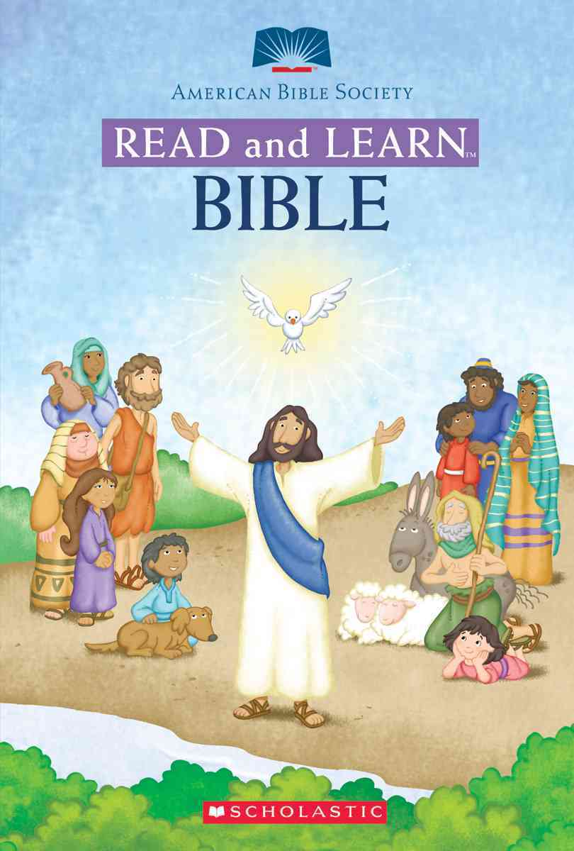 Read And Learn Bible (Hardcover)