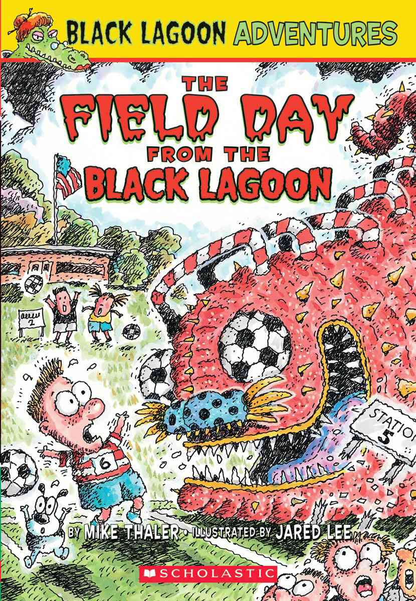 The Field Day from the Black Lagoon (Paperback)