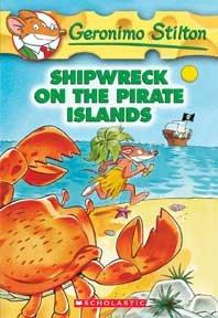 Shipwreck on the Pirate Islands (Paperback)