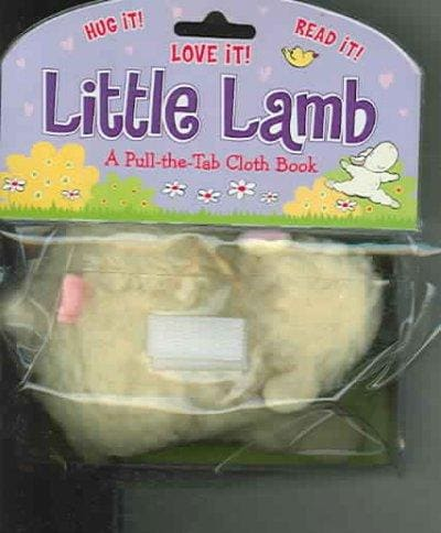 Little Lamb: A Pull-The-Tab Cloth Book