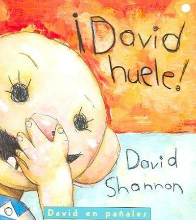 David Huele! / David Smells! (Board book)