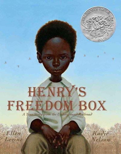 Henry's Freedom Box (Hardcover)