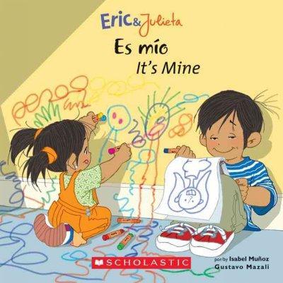 Es Mio / It's Mine (Paperback)