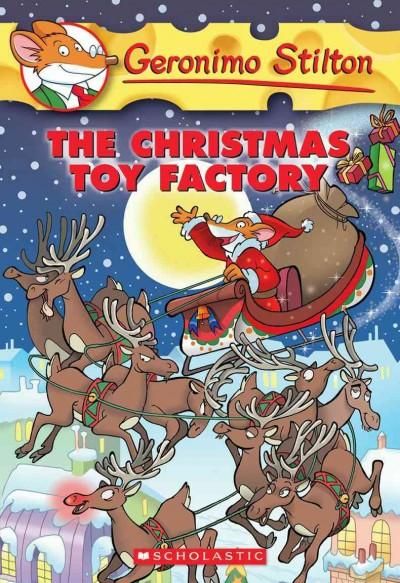 The Christmas Toy Factory (Paperback)