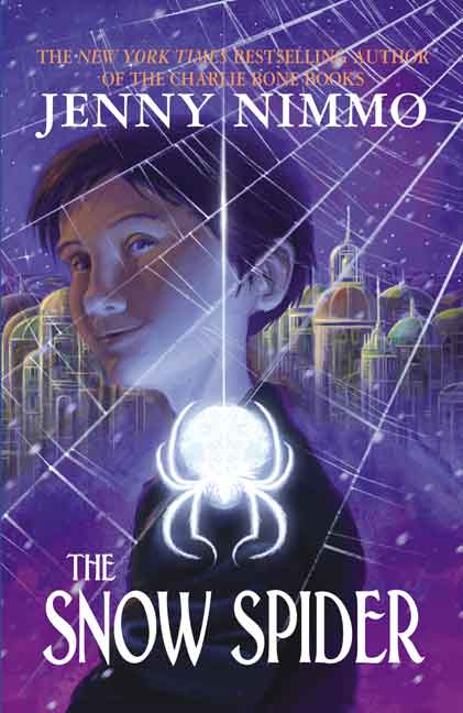 The Snow Spider (Hardcover)