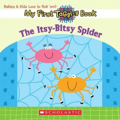 The Itsy-Bitsy Spider (Board book)