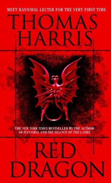 Red Dragon (Paperback) - Thumbnail 0
