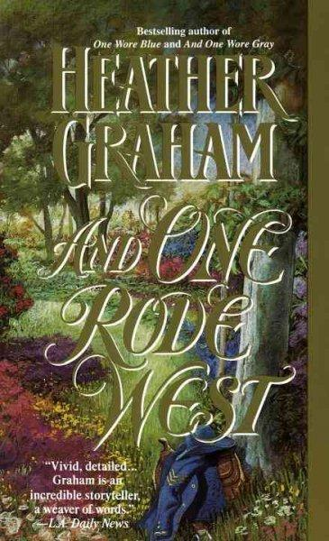 And One Rode West (Paperback)