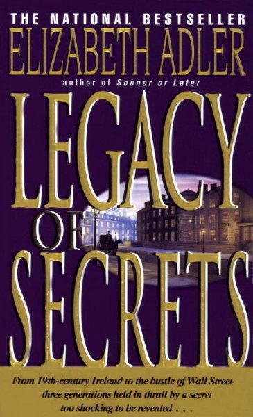 Legacy of Secrets (Paperback) - Thumbnail 0