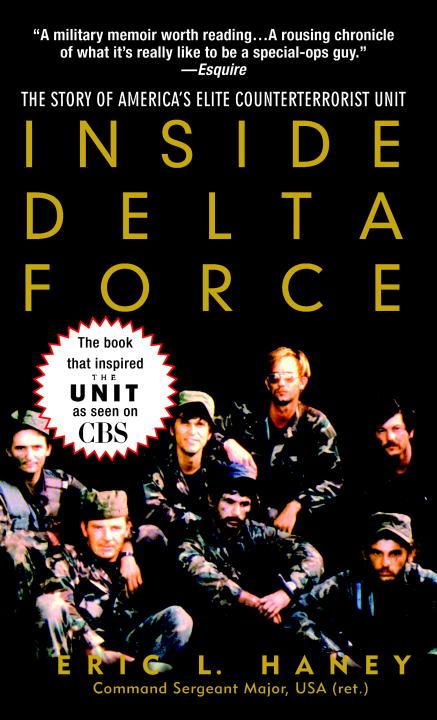 Inside Delta Force: The Story of America's Elite Counterterrorist Unit (Paperback)