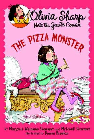 The Pizza Monster (Paperback)