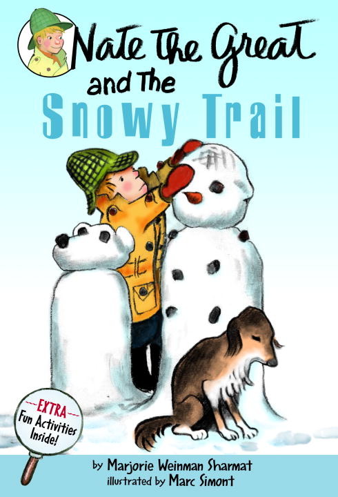 Nate the Great and the Snowy Trail (Paperback)