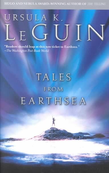 Tales from Earthsea (Paperback)