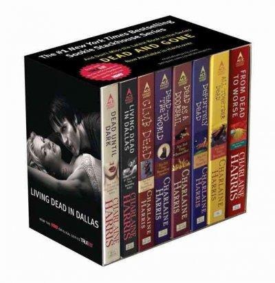 The Sookie Stackhouse Novels (Paperback)