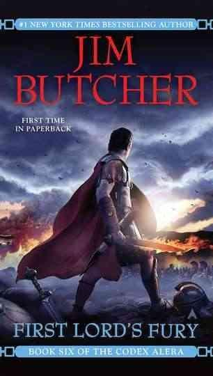 First Lord's Fury (Paperback)