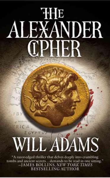 The Alexander Cipher (Paperback)