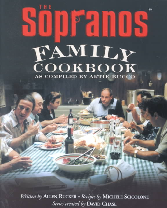 The Sopranos Family Cookbook (Hardcover)