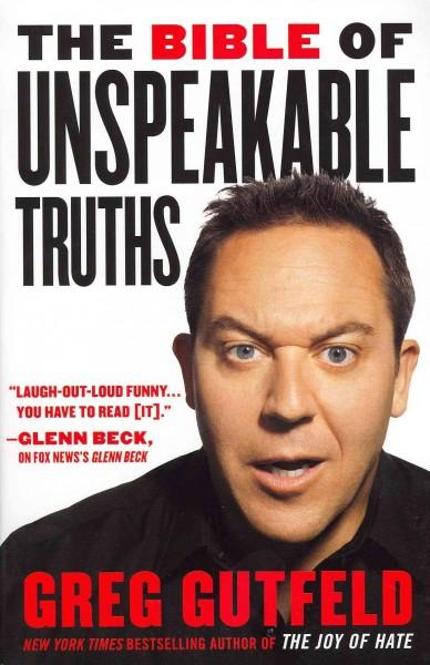 The Bible of Unspeakable Truths (Paperback)