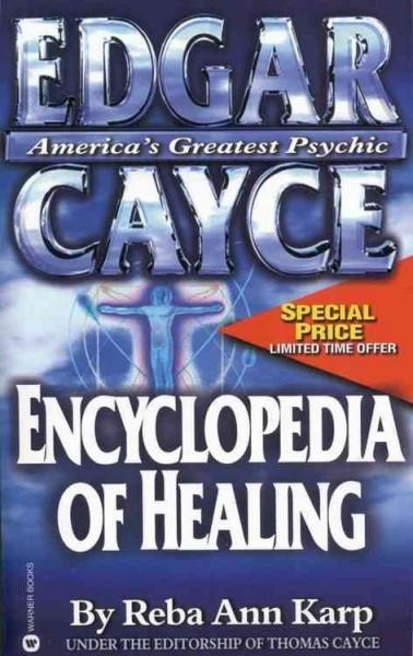 Edgar Cayce Encyclopedia of Healing (Paperback)