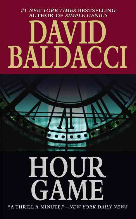 Hour Game (Paperback)