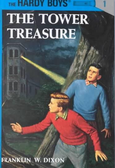 The Tower Treasure (Hardcover)