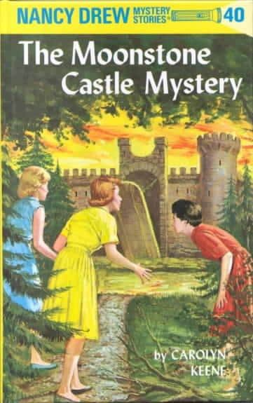 Moonstone Castle Mystery (Hardcover)