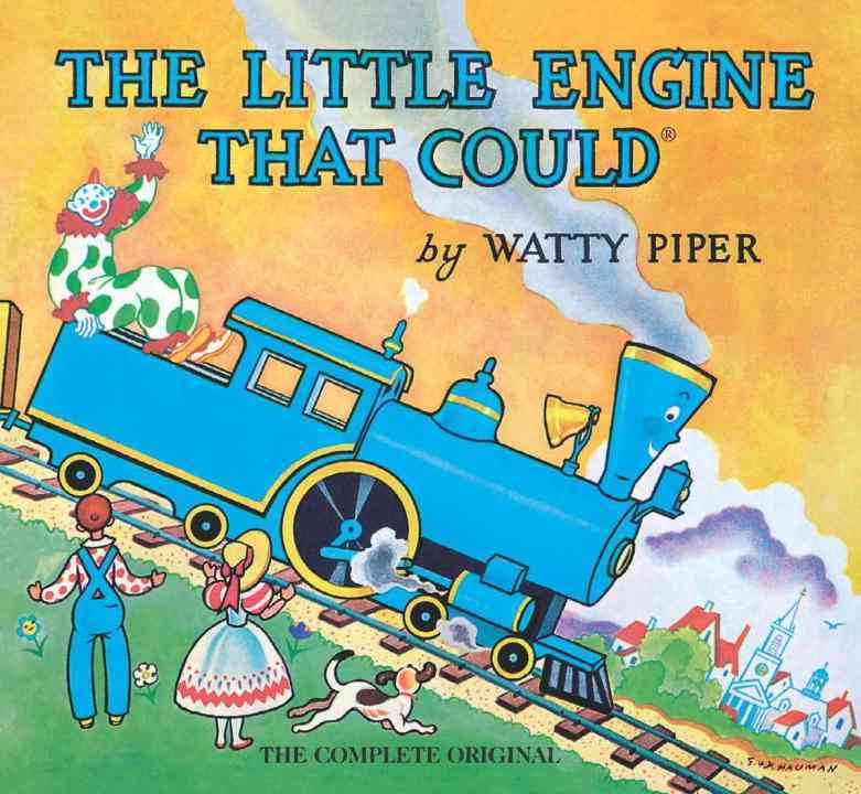 The Little Engine That Could (Hardcover)