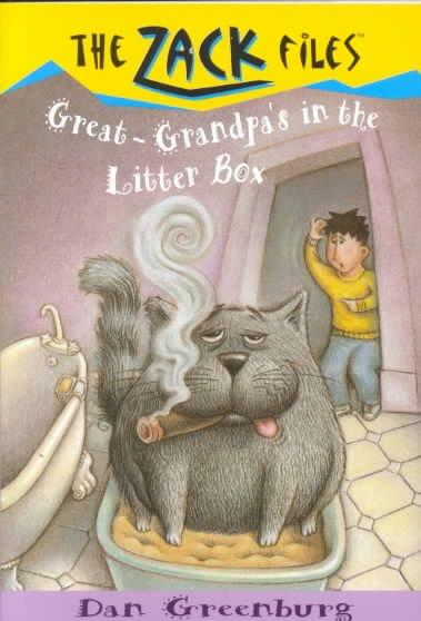 Great Grandpa's in the Litter Box (Paperback)